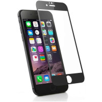 Защитное стекло для Apple iPhone 6 Plus (5D Black)