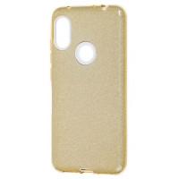 Чехол Shine Xiaomi Redmi 7 (золотой)