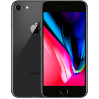 Apple iPhone 8 128Gb (Space Gray) MX162