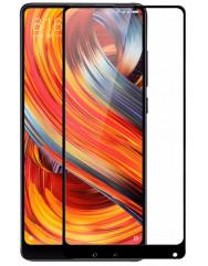 Скло Xiaomi Mi Mix 2S (5D Black) 0.33mm