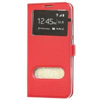 Книга Momax Xiaomi Redmi 6a (красный)