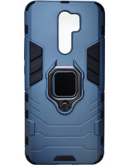 Чохол Armor + підставка Xiaomi Redmi 9 (сірий)