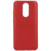 Чехол Shine Xiaomi Redmi 8 (красный)