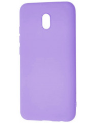 Чохол Silicone Case Lite Xiaomi Redmi 8a (лавандовий)