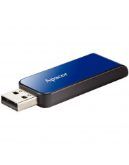Флешка USB Apacer AH334 64Gb (Blue)