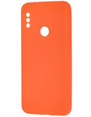 Чохол Silicone Cover Xiaomi Mi A2 lite (оранжевий)