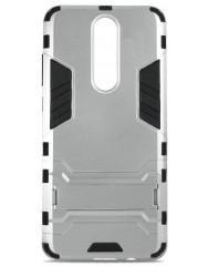 Чохол Skilet Xiaomi Redmi 8 (срібний)