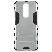 Чехол Skilet Xiaomi Redmi 8 (серебряный)