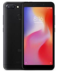 Xiaomi Redmi 6 3/32GB (Black) EU - Global Version