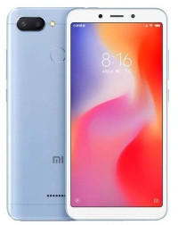 Xiaomi Redmi 6 4/64GB (Blue) EU - Global Version