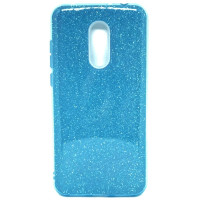 Чехол Shine Xiaomi Redmi 8 (голубой)