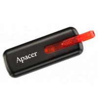 Флешка USB Apacer AH326 64Gb (Black)