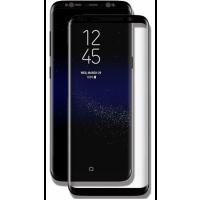 Стекло Samsung Galaxy S8 (5D Black)