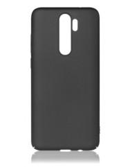 Чехол Soft Touch Xiaomi Redmi Note 8 Pro (черный)