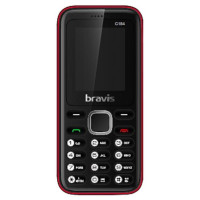Bravis C184 Pixel Dual (Red)