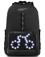 Рюкзак с подсветкой VUP NB-8233 (Black)