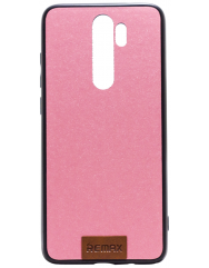 Чехол Remax Tissue Xiaomi Redmi Note 8 Pro (розовый)