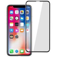 Стекло Apple Iphone 11 Pro  (5D Black)