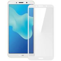 Стекло Huawei Y5 I8 (5D White)
