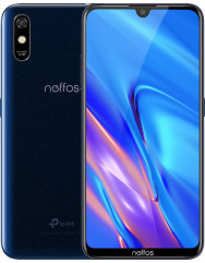 TP-Link Neffos C9 Max 2/32GB (TP7062A) Dual Sim (Dark Blue) EU - Официальный
