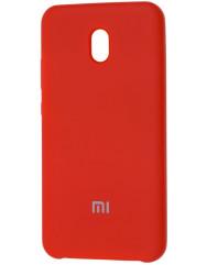 Чохол Silky Xiaomi Redmi 8a (червоний)