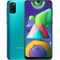Samsung M215F Galaxy M21 4/64GB (Green) EU - Официальный