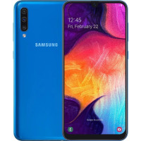Samsung A505F-DS Galaxy A50 4/64 Blue - Официальный