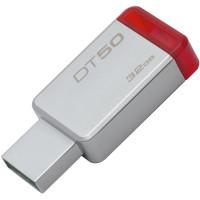 Флешка USB Kingston 32GB USB DT 50 (Metal)