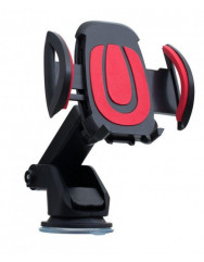 Автомобильный держатель ХO Juntu C3 (красный/черный)