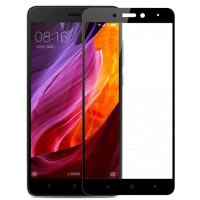 Защитное стекло Xiaomi Redmi Note 4 (5D Black) 0.33mm
