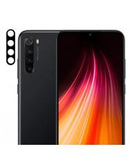 Захисне скло на камеру Xiaomi Redmi Note 8T (Black) 0.18mm
