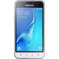 Samsung Galaxy J1 White (J120H) - Официальный