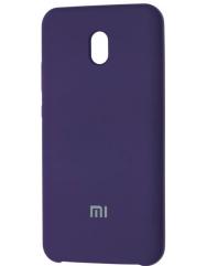 Чохол Silky Xiaomi Redmi 8a (фіолетовий)