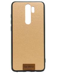 Чохол Remax Tissue Xiaomi Redmi Note 8 Pro (бронзовий)
