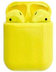 TWS навушники V20 (Yellow)
