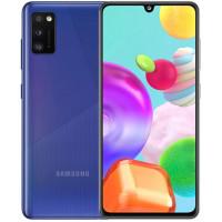 Samsung A415F Galaxy A41 4/64 (Blue) EU - Официальный