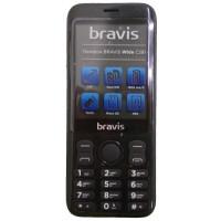Bravis C240 Middle Dual (Black)