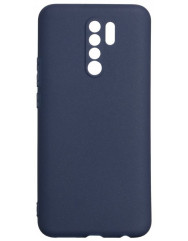 Чехол SMTT Xiaomi Redmi 9 (синий)