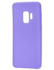 Чехол Silky Samsung Galaxy S9 (лаванда)