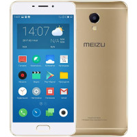 Meizu M5 Note 3/64Gb (Gold)