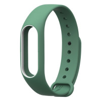 Ремешок для Xiaomi Band 2 (Green)