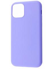 Чохол Silicone Cover Iphone 11 (лавандовий)