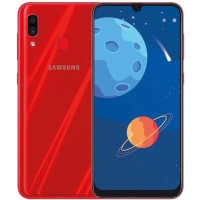 Samsung A305F-DS Galaxy A30 3/32 (Red) EU - Официальный