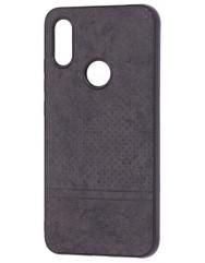 Чохол Velvet Xiaomi Redmi 7 (чорний)