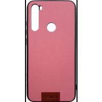 Чехол Remax Tissue Xiaomi Redmi Note 8 (розовый)