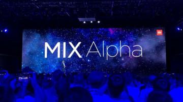 Xiaomi Mi Mix 4 / Mi Mix Alpha