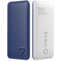PowerBank Puridea S5 7000mAh Li-Pol (Blue/White)