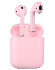TWS навушники P40 Max with Wireless Charging Case (Pink)