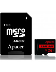 Карта пам'яті Apacer micro SD 32gb (10cl) + adapter