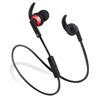 Bluetooth-наушники SQ-BT610 (Black + Red)